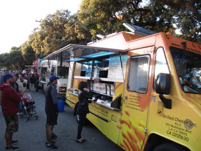 Food Trucks Scheduled at Your Workplace